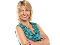 AARP travel ambassador Samantha Brown.