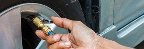 Llenado sus neumáticos - 99 Formas de ahorrar