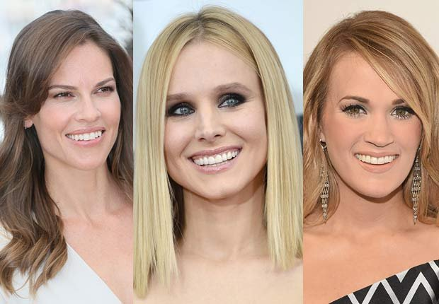 hillary swank kristin bell carrie underwood famous celebrities save coupon clip frugal life savings yeager cheap rich famous