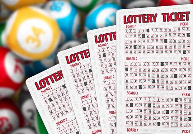 Tiquetes de lotería, regalos de cumpleaños y ofertas