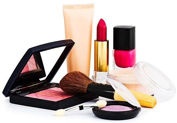 Productos de maquillaje, regalos de cumpleaños y ofertas