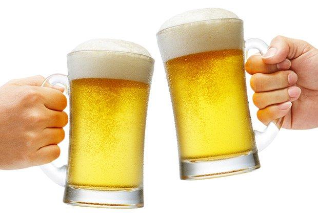 Cervezas, regalos de cumpleaños y ofertas