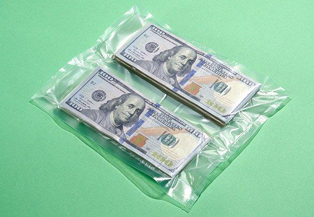 Selle su comida y ahorre -  ¿Qué hacer con $200?