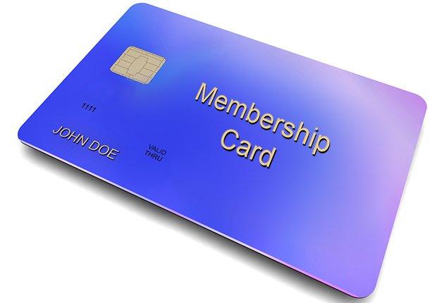 Compre tarjetas de membresía -  ¿Qué hacer con $200?