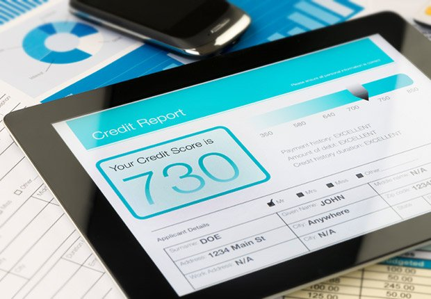 Credit report on a digital tablet, 13 Fabulous Freebies