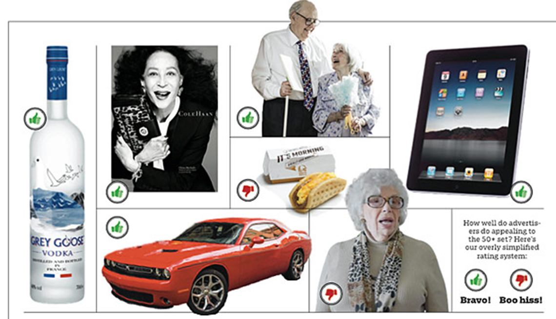 Why Advertisers Ignore Baby Boomers and Their Money