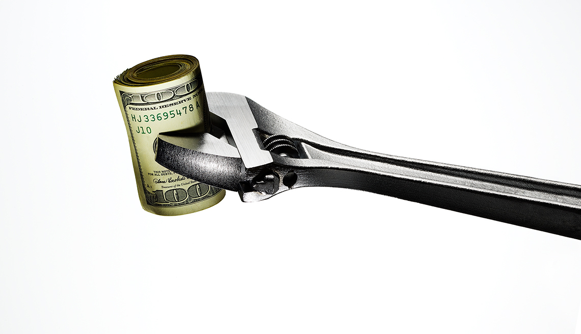 5 errores financierois