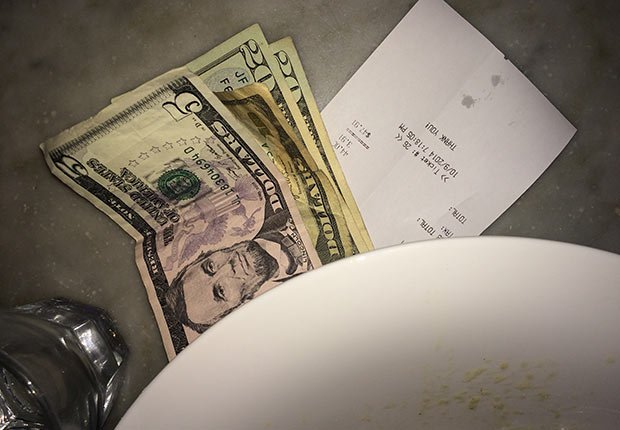 Waiters and Servers. Modern-Day Guide to Tipping.