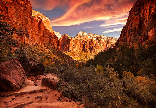 Age 62 – Get a lifetime pass to all National Park and Federal Recreation sites for only $10