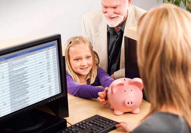 Money Milestone Birthdays     Age - Birth – A child can have a savings account