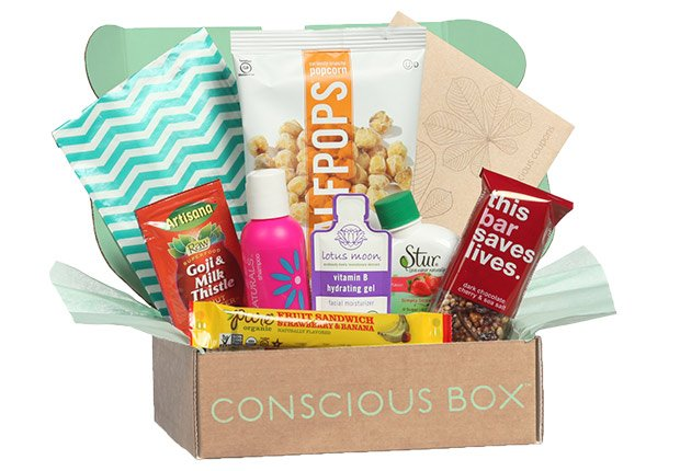 For foodie: Conscous Box