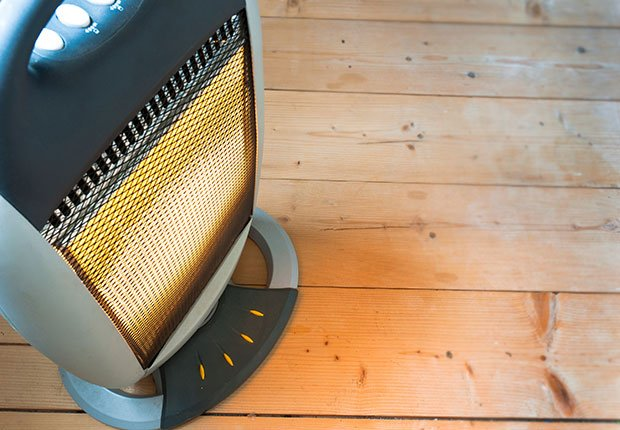 Cheapest ways to stay warm this winter,  Space Heaters That Fit Your Space