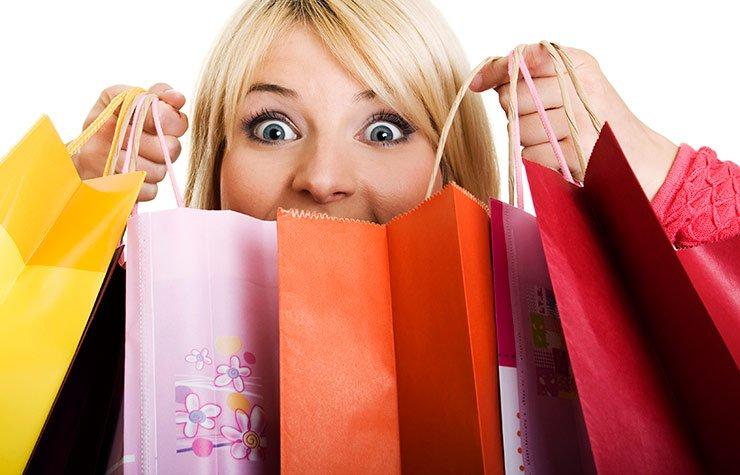 Best deals outside the holidays, bag sales