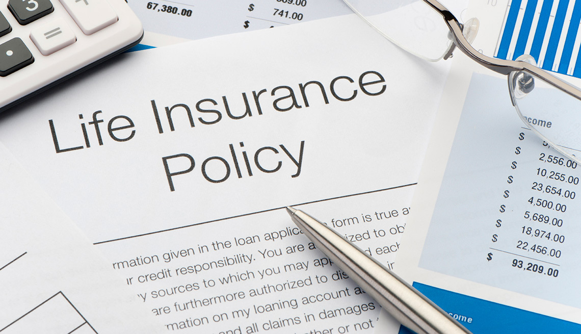 Close up of Life Insurance Policy, Do you need life insurance?