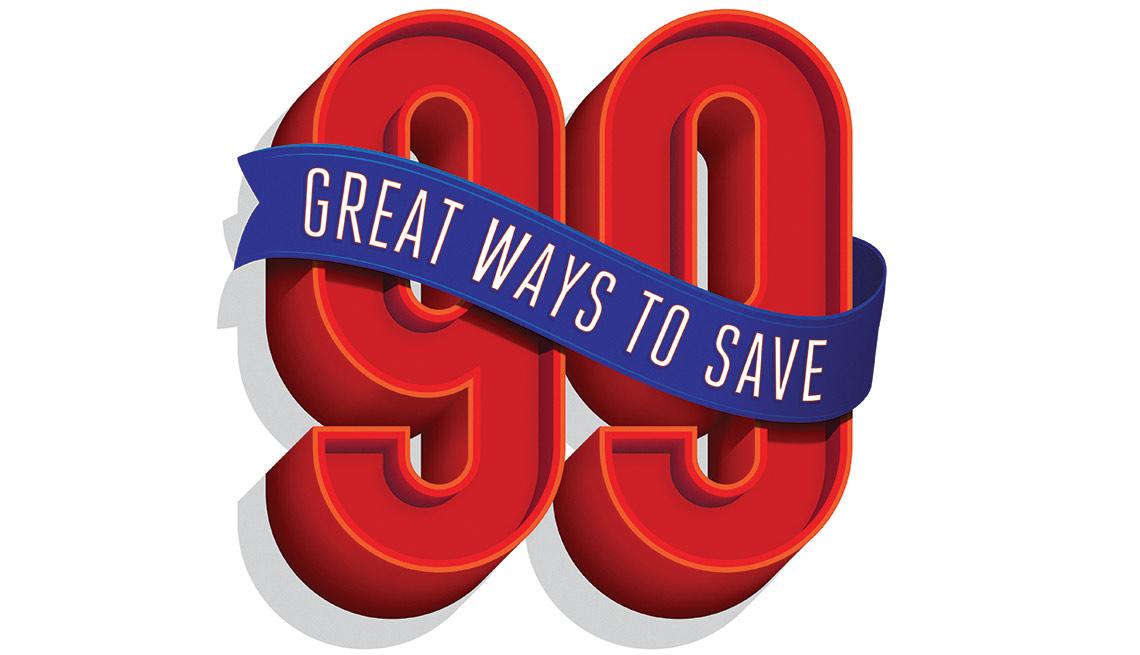 99 ways to save logo