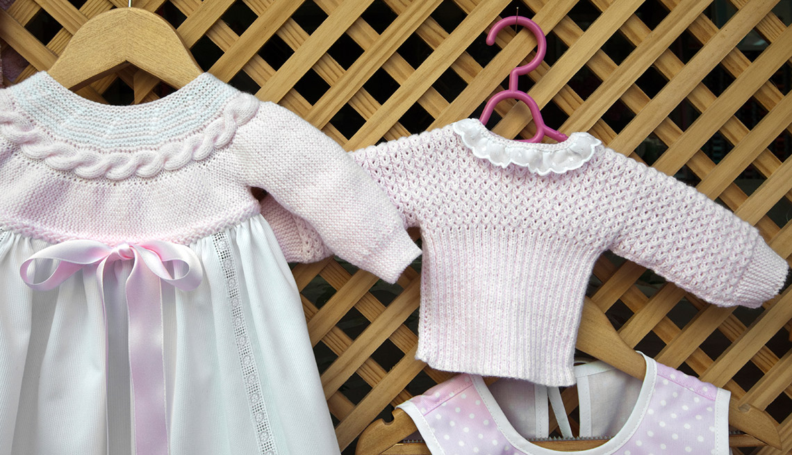 Easiest Things to Sell at a Yard Sale - Kid and Baby Clothing