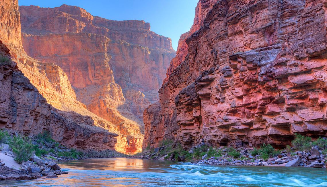 Gran Cañón de Colorado, Arizona