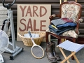 Easiest Things to Sell at a Yard Sale
