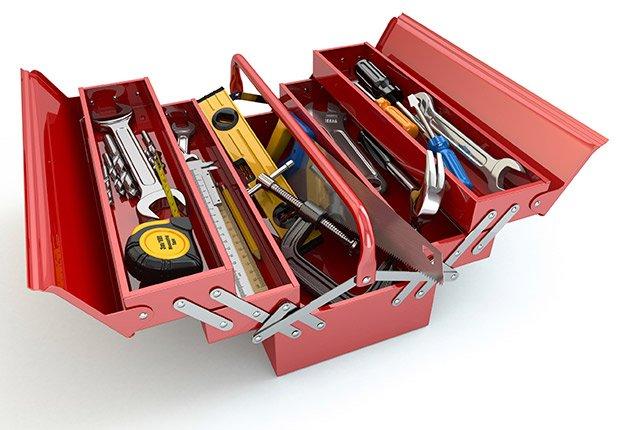 Sales Toolbox Sale Toolbox With Tools