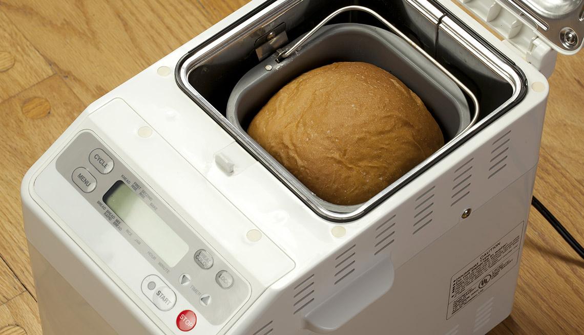 Utensilio de cocina para hacer pan - Formas de reducir tu espacio