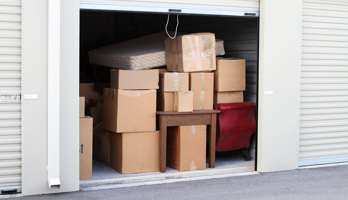 Bodega de alquiler - Formas de reducir tu espacio