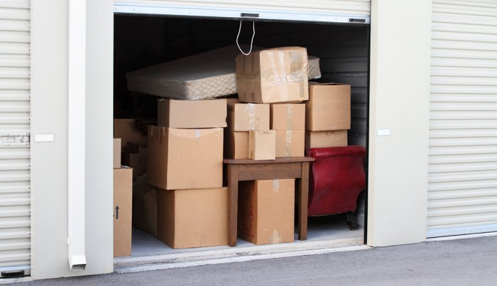 Downsizing? Ditch these 10 items  - Anything in Offsite Storage