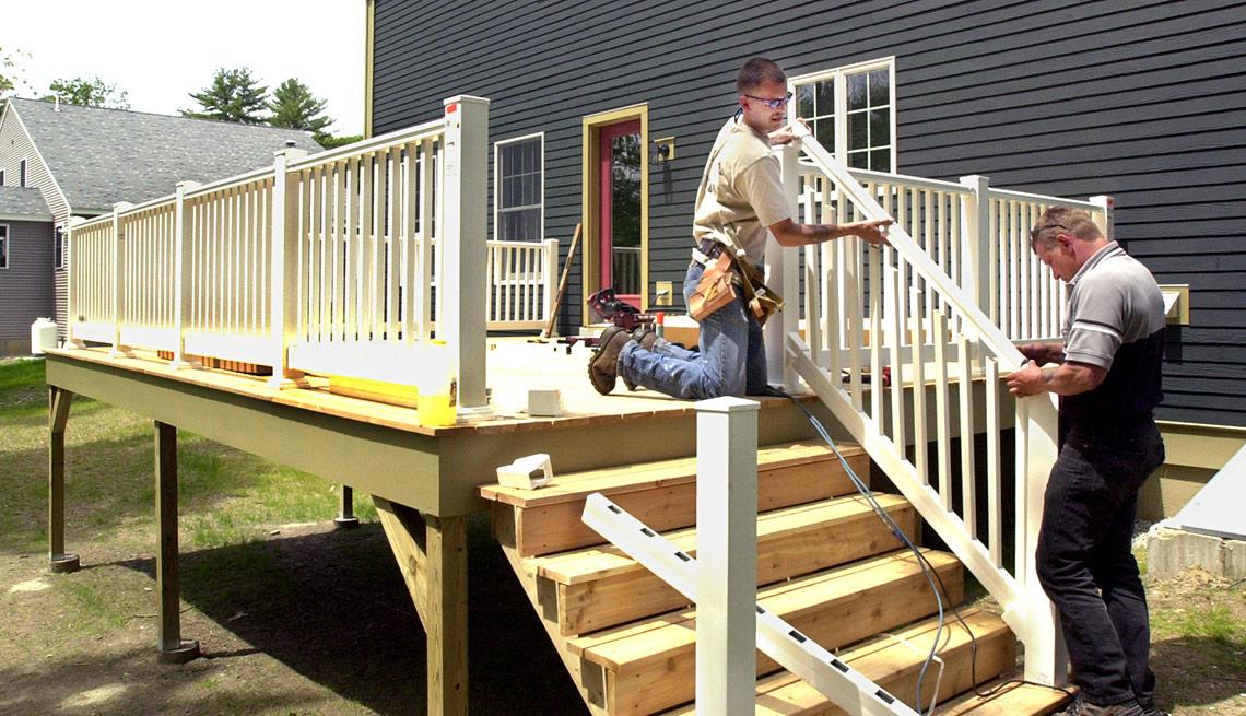 End of  Summer Deals - Outdoor home improvements