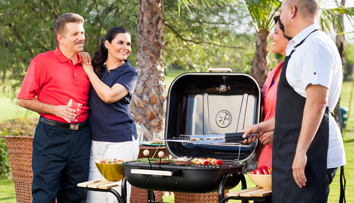 End of  Summer Deals - Get a New Grill