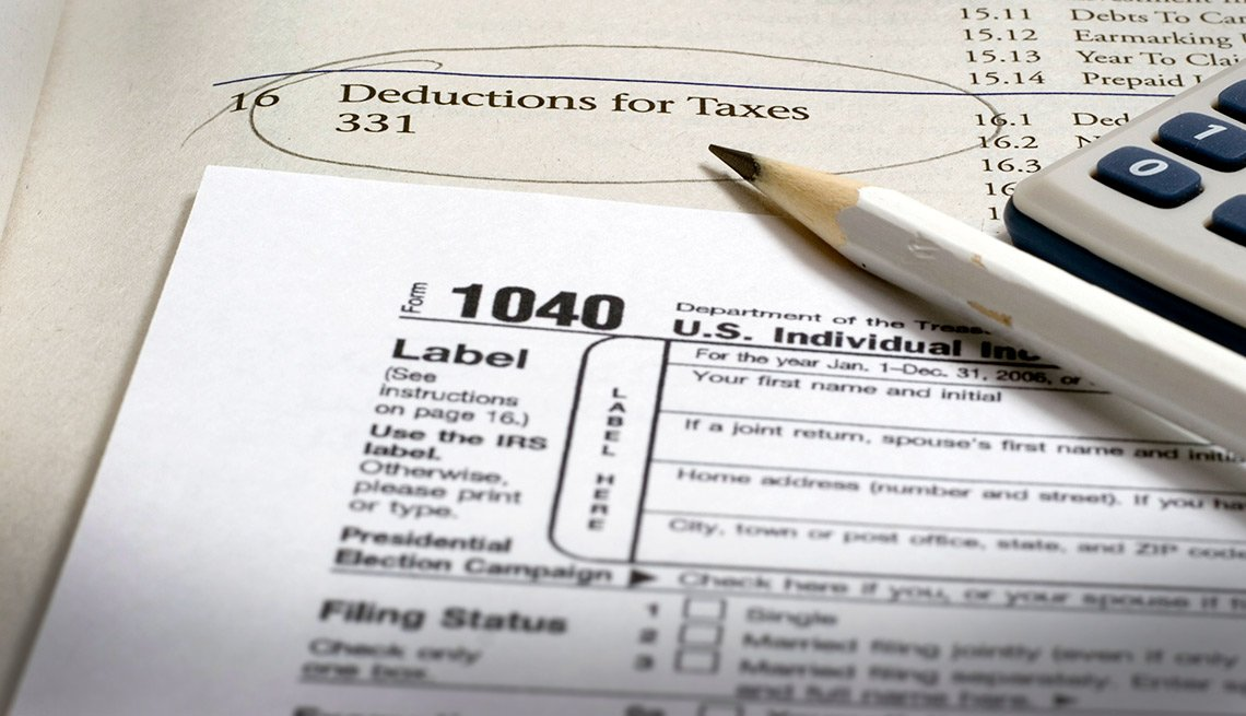 Things That Are Cheaper in Retirement, taxes