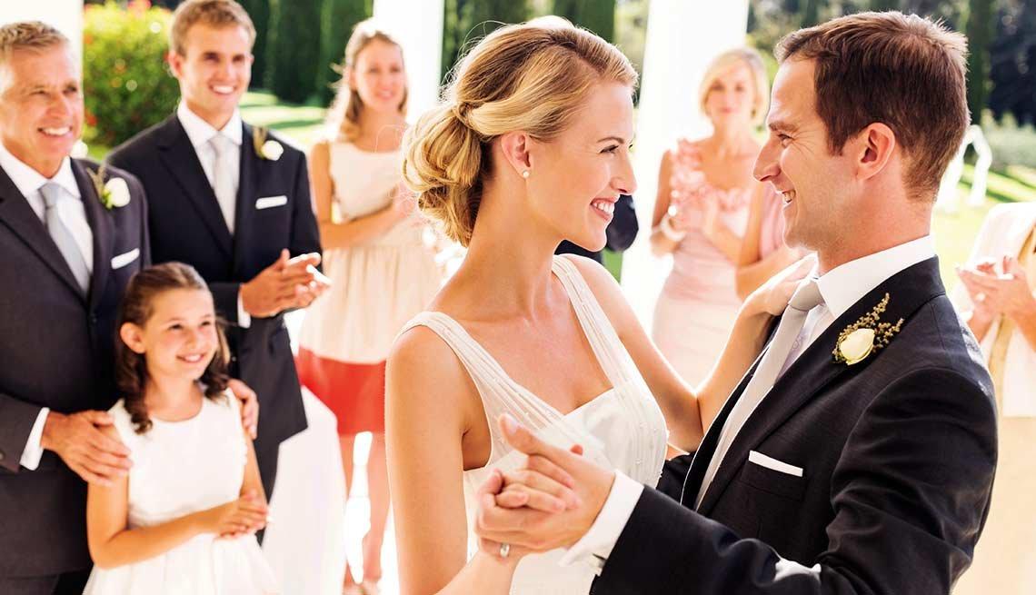 Surprising money facts Wedding bell blues