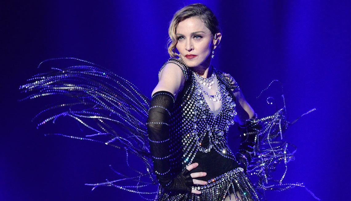 Madonna - Salarios de los famosos