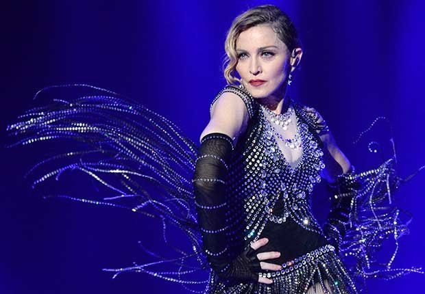 Celebrity salaries - Madonna
