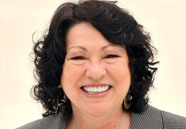 Sonia Sotomayor - Salarios de los famosos