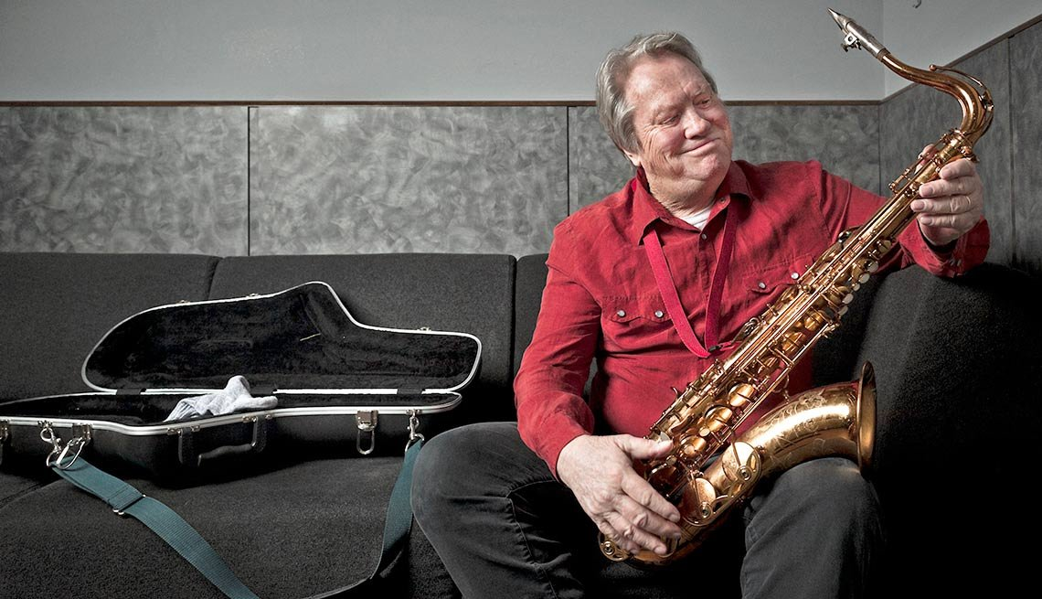 When in Doubt, Let Your Wife Control the Money  Bobby Keys