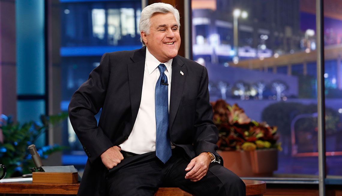 Live on (WAY) Less Than You Earn Jay Leno