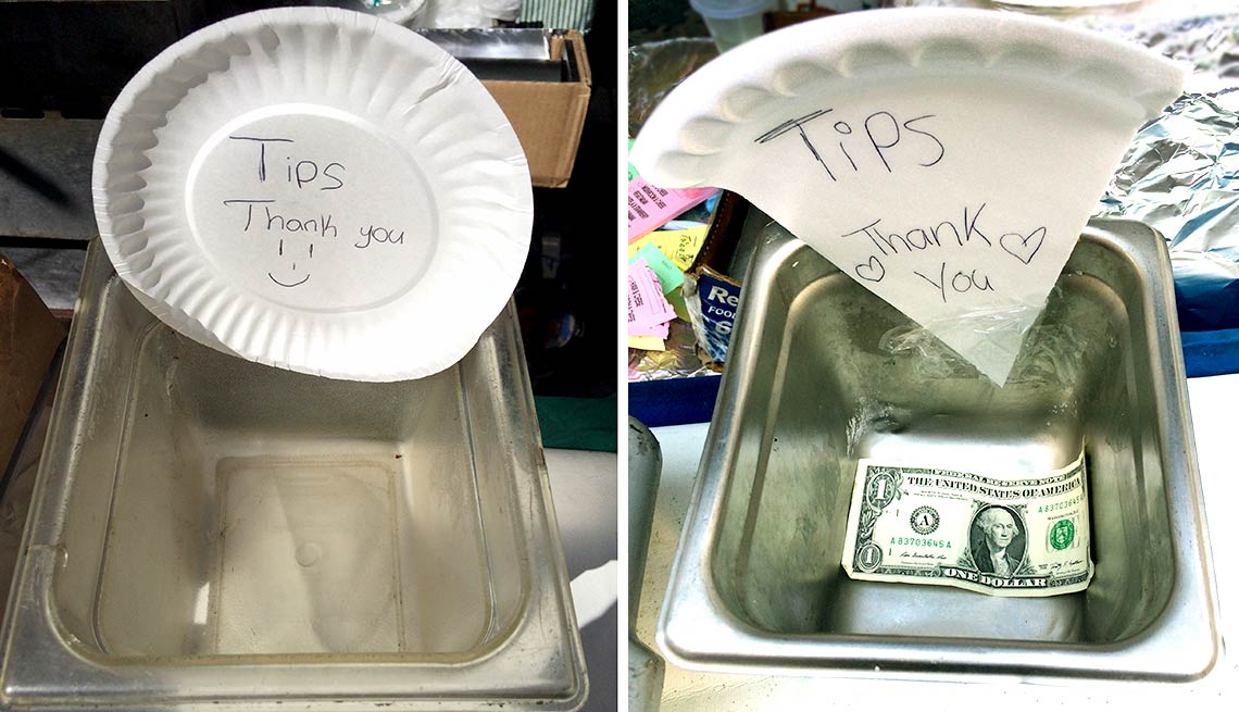 New guide to tipping