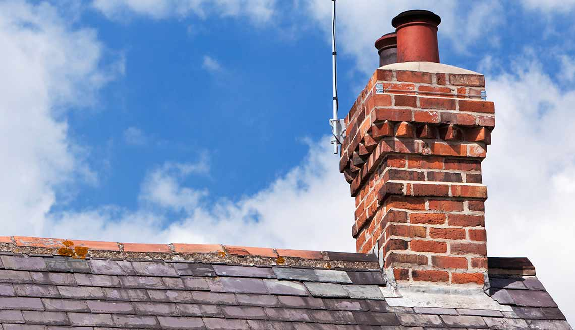 Outdoor DIY Fixes for Your Home - Chimney checkup