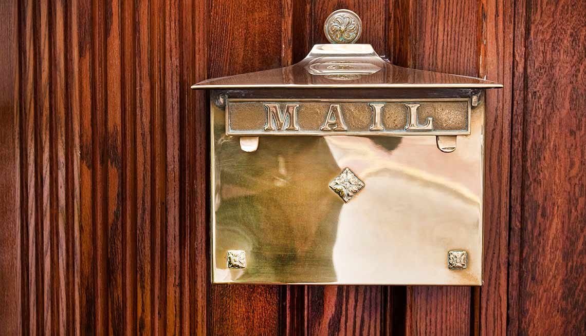 Outdoor DIY Fixes for Your Home -  Upgrade your mailbox