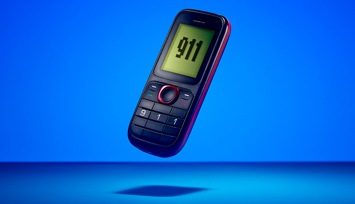 911 always works. You can call 911 on any cellphone
