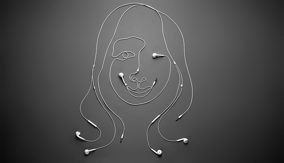 Cheap can be a mistake. Cut-rate ear buds or headphones produce a poor quality sound,
