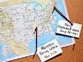 Consejos de viaje en el segmento 99 formas de ahorrar como escoger un destino en el mapa de acuerdo a la semana de restaurantes