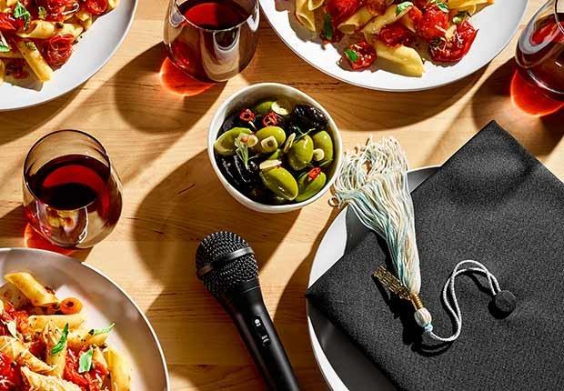 Consejos de entretenimiento en el segmento 99 formas de ahorrar como hacer una comida en casa e invitar a un experto