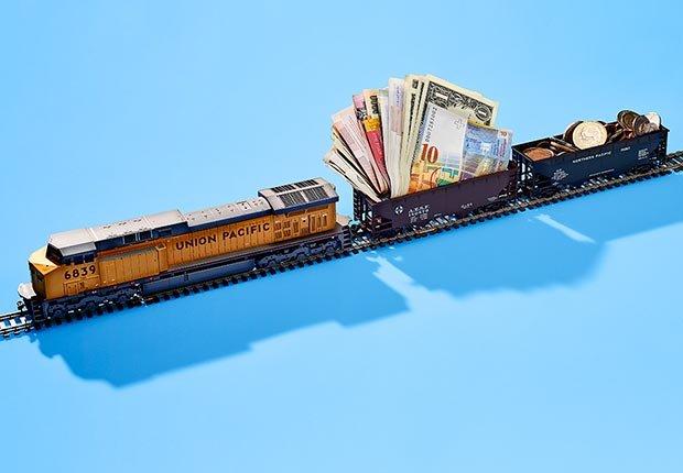 Consejos de viaje en el segmento 99 formas de ahorrar como ahorrar en transporte usando servicios más económicos y no de lujo como los trenes de segunda clase
