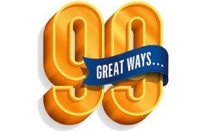 Logo de 99 formas de ahorrar