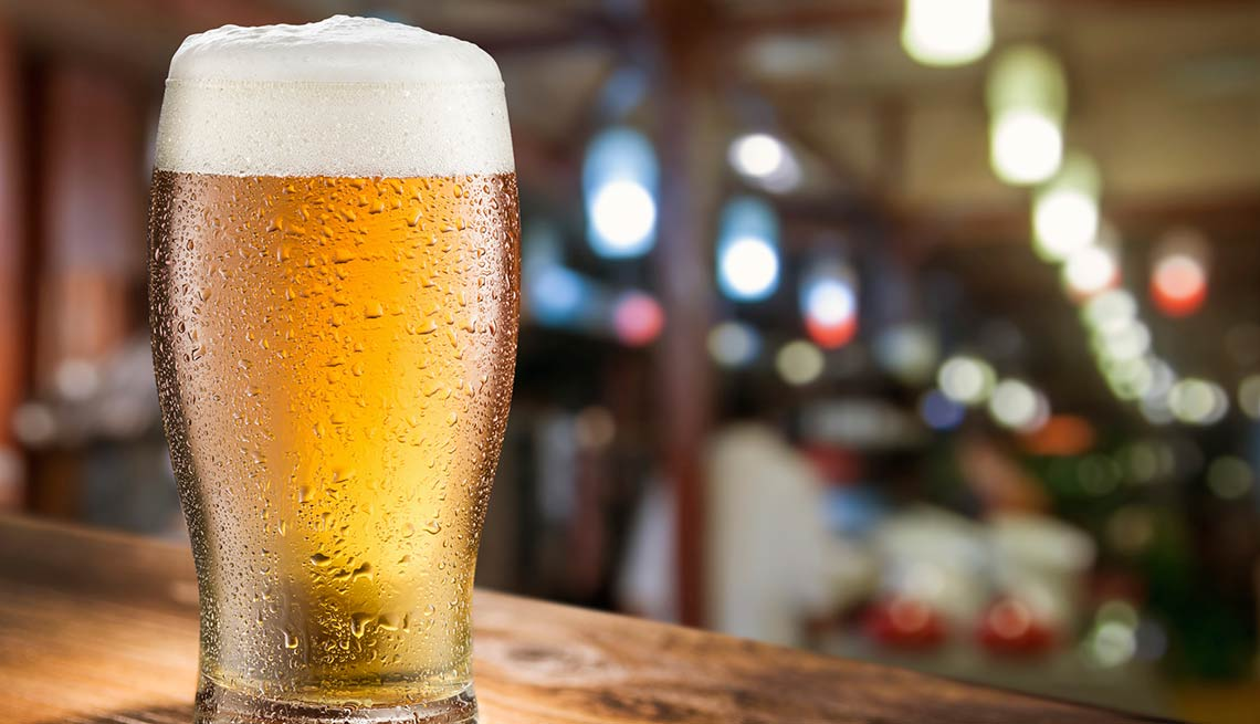 Household items with multiple uses - Beer