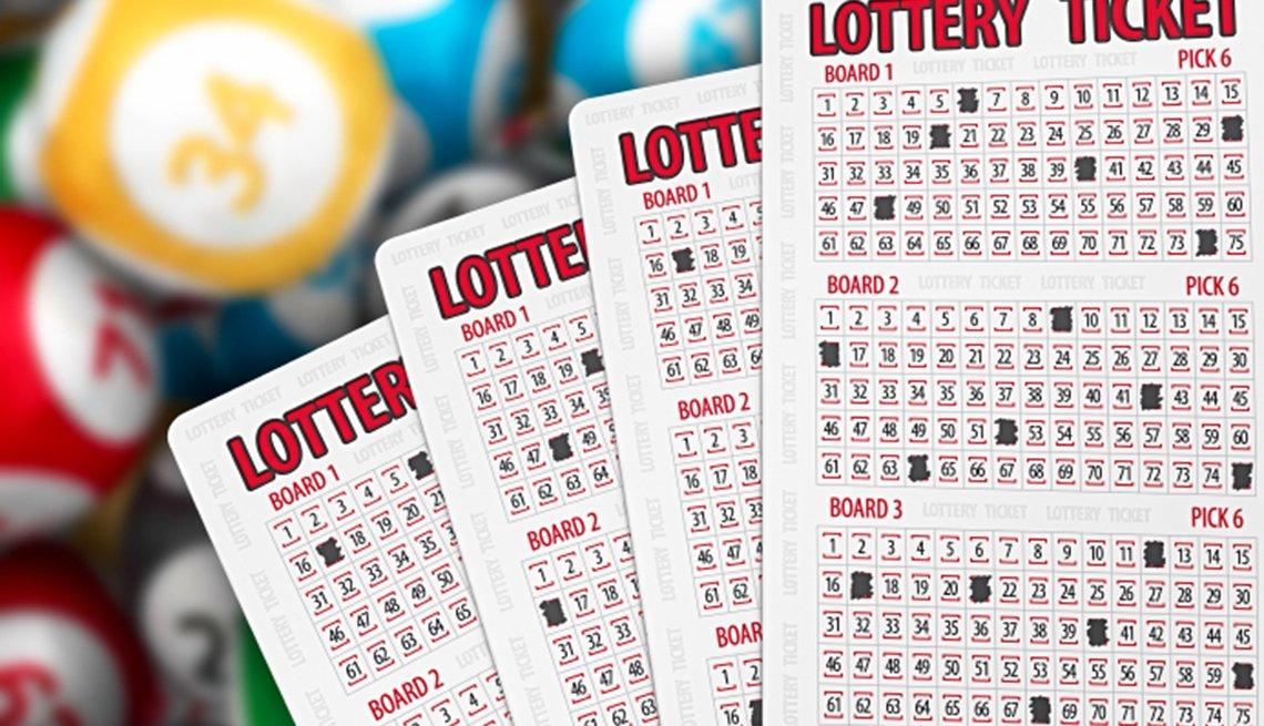 Tiquetes de lotería, y no te olvides de los descuentos de cumpleaños