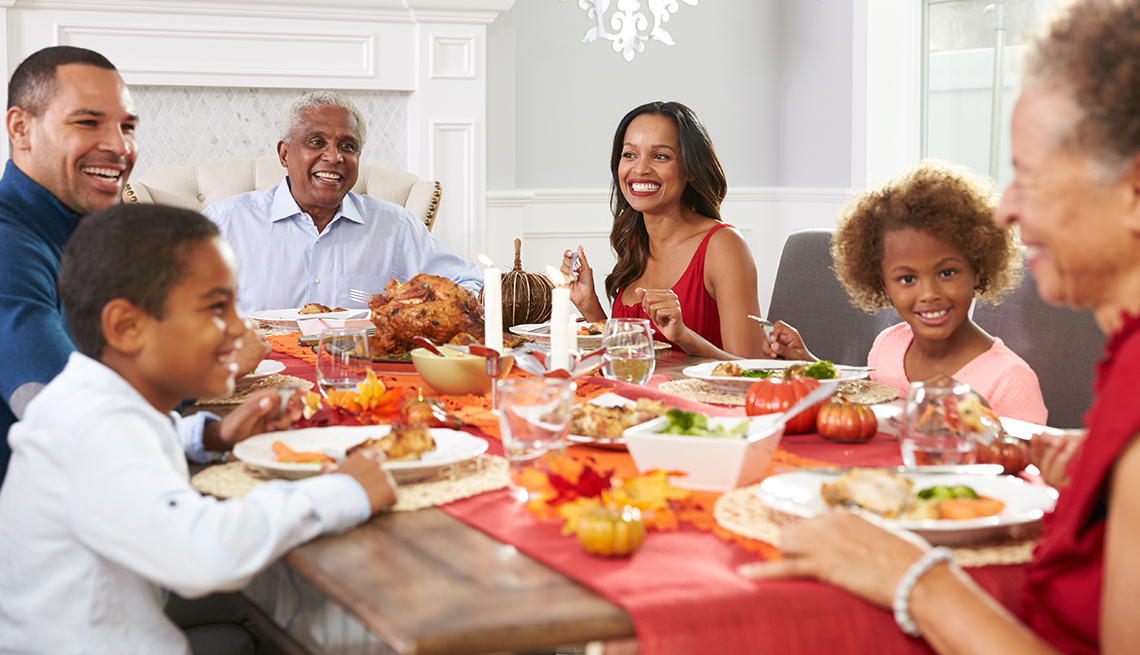 holiday leftovers - Don't just count heads