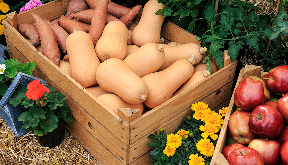 holiday leftovers - Stock up on long-lasting winter produce