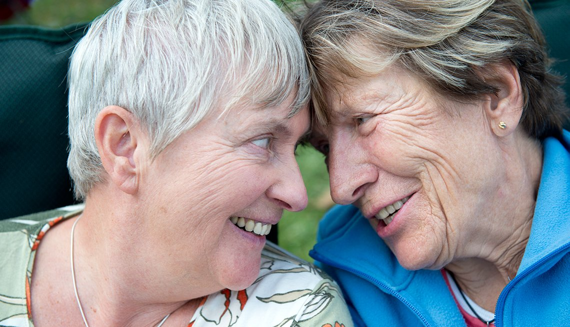 Is Marriage a Good Financial Move for Older Couples