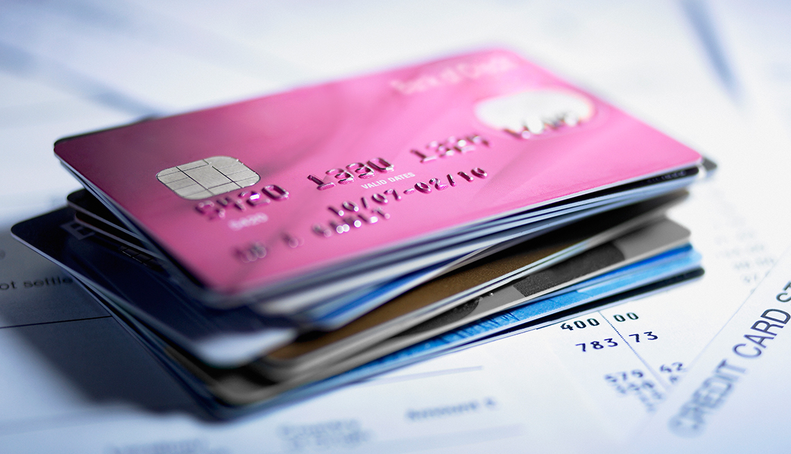 Credit Cards and Timeshares